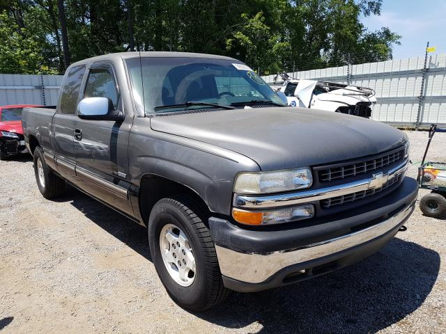 Salvage cars for sale from Copart Harleyville, SC: 1999 Chevrolet Silverado
