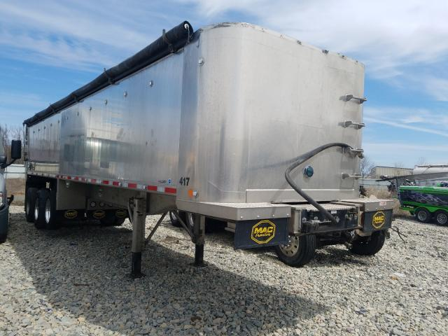 Mack Trailer salvage cars for sale: 2018 Mack Trailer