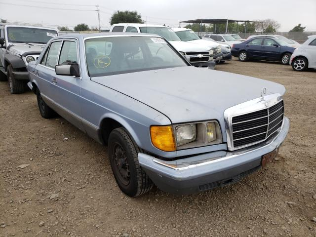 Mercedes-Benz 300 SD salvage cars for sale: 1983 Mercedes-Benz 300 SD
