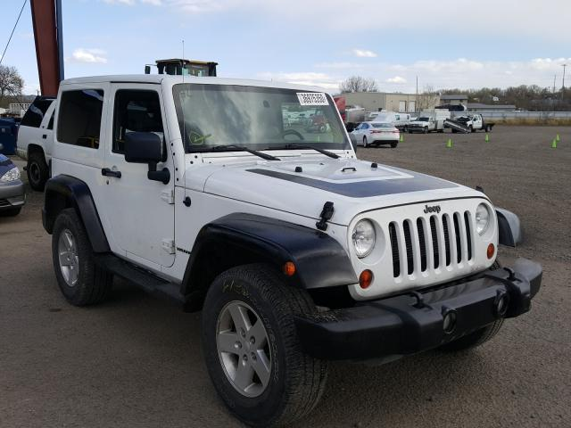 2012 Jeep Wrangler S for sale in Billings, MT