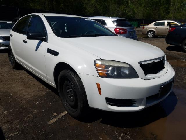 Salvage 2012 Chevrolet CAPRICE PO for sale
