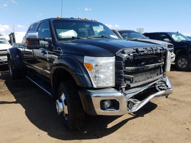 Vehiculos salvage en venta de Copart Brighton, CO: 2012 Ford F450 Super