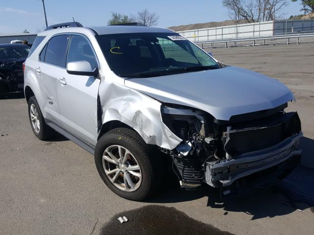Salvage 2016 CHEVROLET EQUINOX - Small image. Lot 36900920