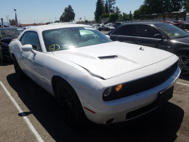 Dodge Challenger salvage cars for sale: 2018 Dodge Challenger