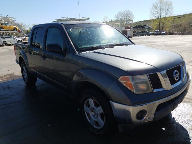Salvage cars for sale from Copart Littleton, CO: 2006 Nissan Frontier C
