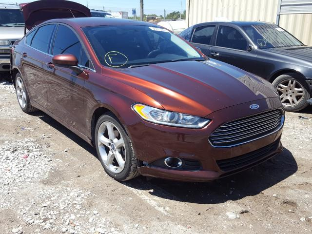 Ford Fusion S salvage cars for sale: 2016 Ford Fusion S