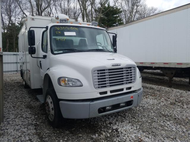 Freightliner salvage cars for sale: 2008 Freightliner M2 106 MED