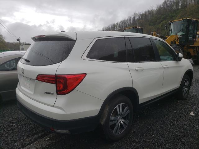 2018 Honda PILOT   Vin: 5FNYF6H3XJB032539