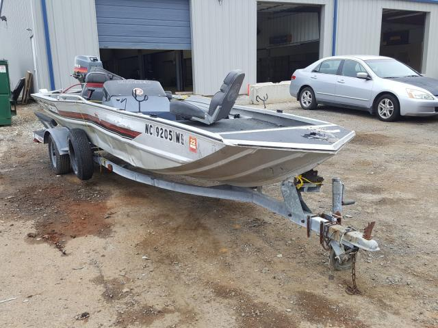 Procraft salvage cars for sale: 1988 Procraft Boat