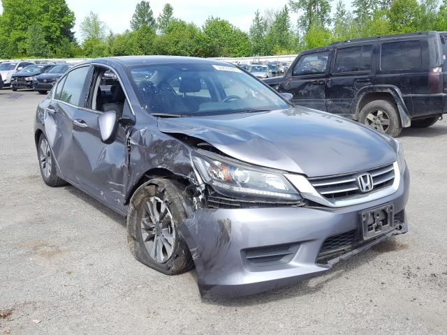 Honda salvage cars for sale: 2015 Honda Accord LX