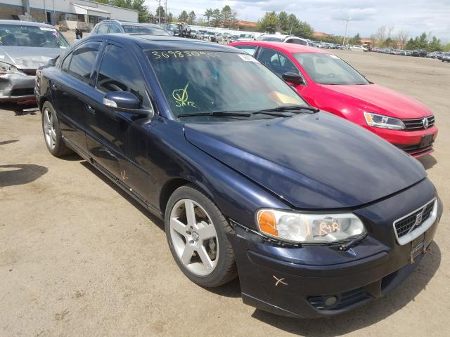 Volvo salvage cars for sale: 2007 Volvo S60 R