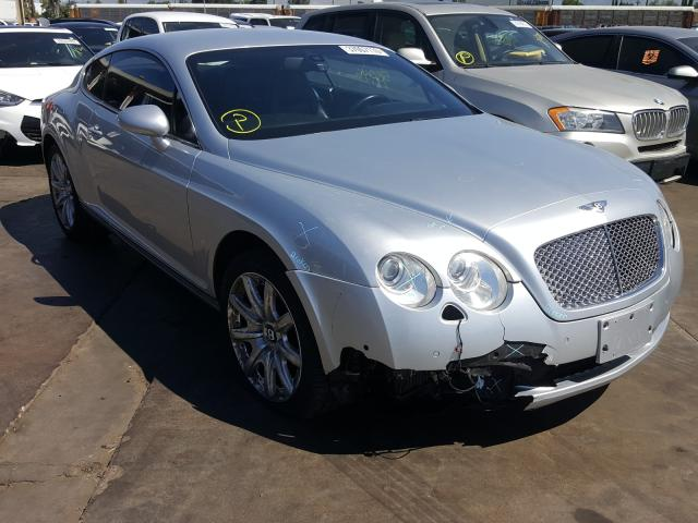 Bentley Continental salvage cars for sale: 2004 Bentley Continental