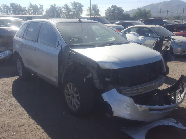 Ford Edge SEL salvage cars for sale: 2009 Ford Edge SEL