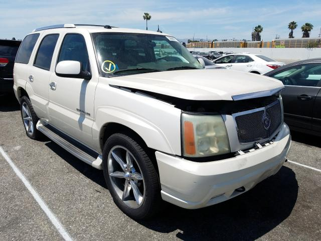 Cadillac Escalade L salvage cars for sale: 2004 Cadillac Escalade L