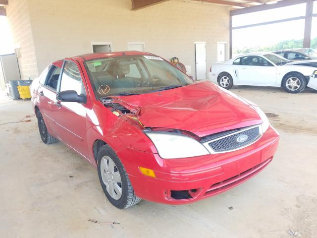 Salvage cars for sale from Copart Tanner, AL: 2007 Ford Focus ZX4