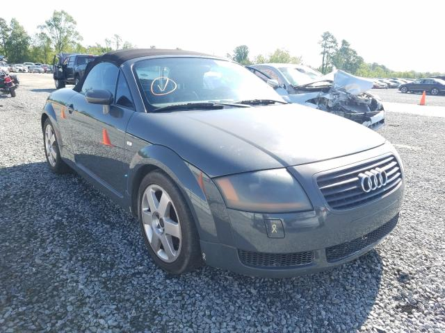 Audi TT salvage cars for sale: 2001 Audi TT