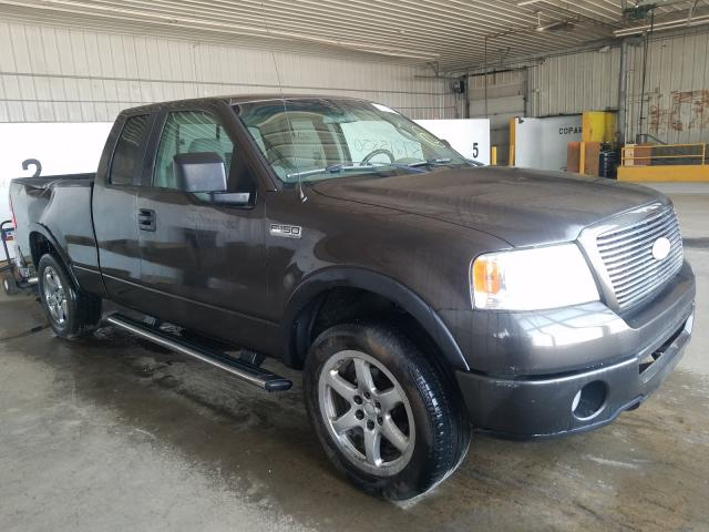 Salvage cars for sale from Copart Candia, NH: 2006 Ford F150