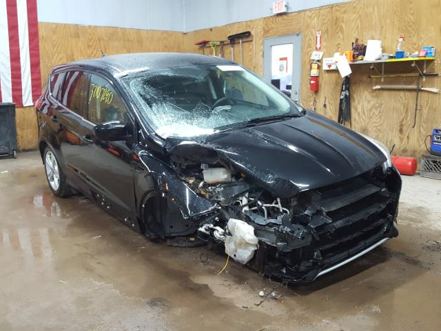 Salvage cars for sale from Copart Kincheloe, MI: 2014 Ford Escape SE
