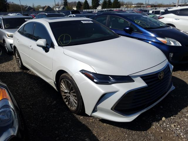 Toyota Avalon LIM salvage cars for sale: 2020 Toyota Avalon LIM