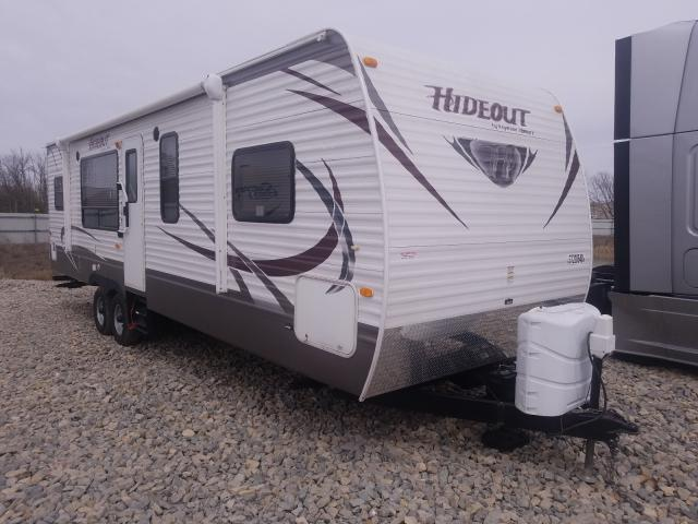 Salvage 2014 Keystone HIDEOUT for sale