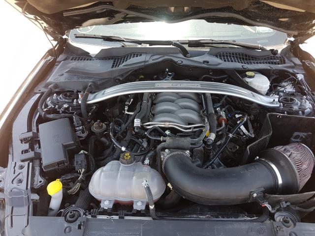 2019 Ford MUSTANG   Vin: 1FA6P8CFXK5182743