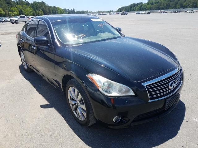 2012 INFINITI M37 X - Other View