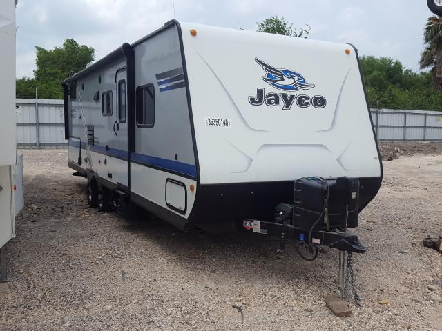 Jayco Jayfeather salvage cars for sale: 2018 Jayco Jayfeather