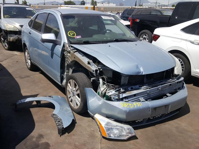 Ford Focus SE salvage cars for sale: 2008 Ford Focus SE