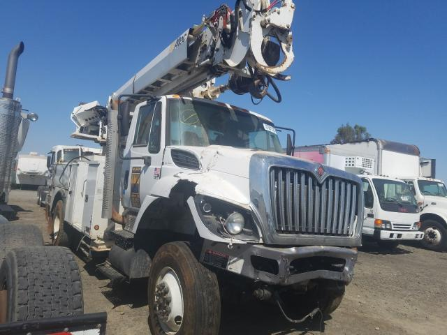 International salvage cars for sale: 2016 International 7000 7300