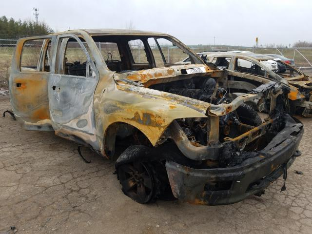 Salvage cars for sale from Copart Atlantic Canada Auction, NB: 2011 Dodge RAM 1500
