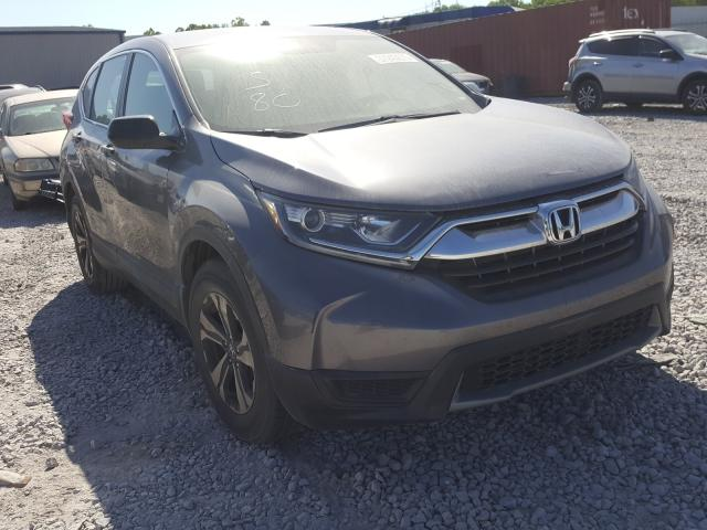 Honda CR-V LX salvage cars for sale: 2017 Honda CR-V LX