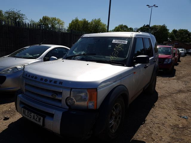 LAND ROVER DISCOVERY - 2005 rok