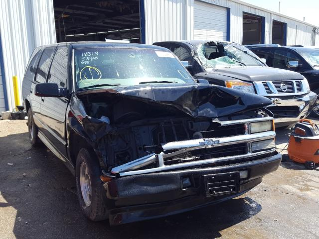 Chevrolet Tahoe C150 salvage cars for sale: 2000 Chevrolet Tahoe C150