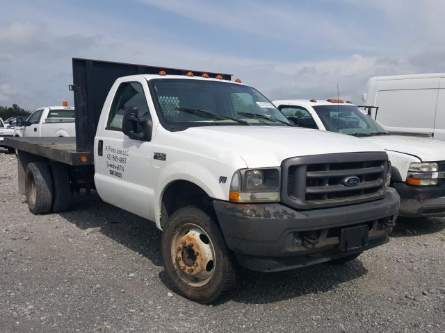 Ford F450 Super salvage cars for sale: 2004 Ford F450 Super