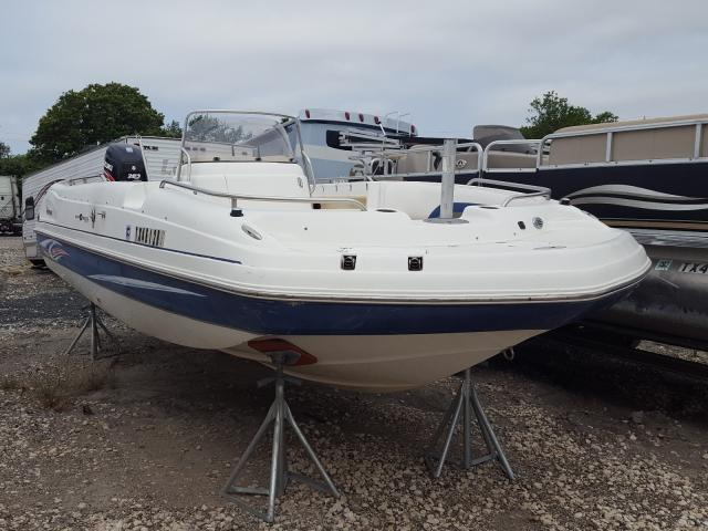 Salvage cars for sale from Copart Corpus Christi, TX: 2010 Hurricane Boat