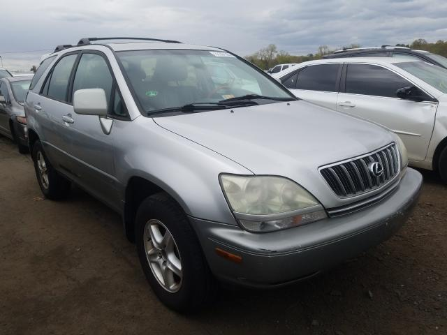 Lexus RX 300 salvage cars for sale: 2001 Lexus RX 300
