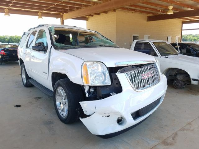 GMC Yukon SLT salvage cars for sale: 2011 GMC Yukon SLT
