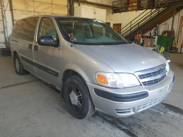 Salvage cars for sale from Copart Graham, WA: 2005 Chevrolet Venture LS