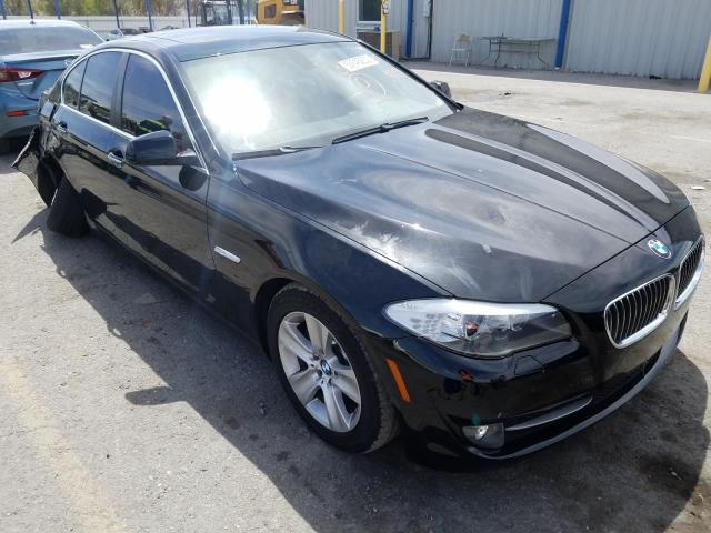 BMW 528 I salvage cars for sale: 2013 BMW 528 I
