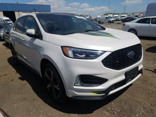 2019 Ford Edge ST for sale in Woodhaven, MI