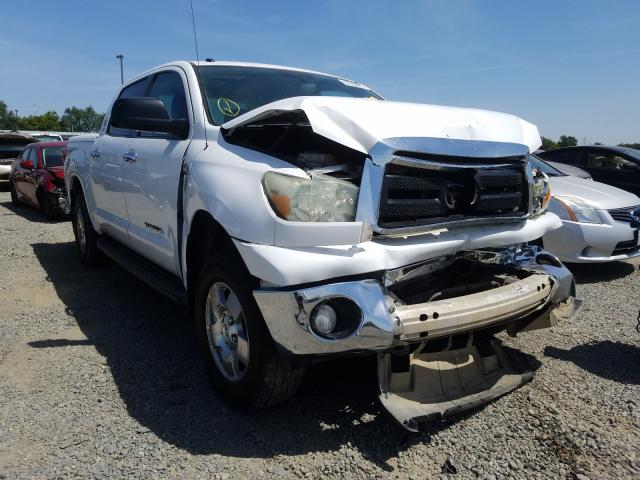 Toyota Tundra CRE salvage cars for sale: 2010 Toyota Tundra CRE