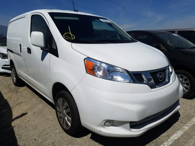 Nissan NV200 2.5S salvage cars for sale: 2014 Nissan NV200 2.5S