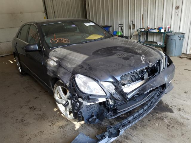 Salvage 2011 MERCEDES-BENZ E CLASS - Small image. Lot 37165130