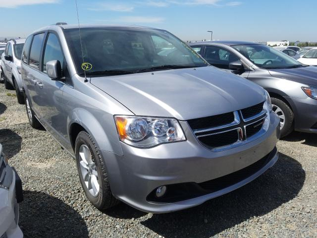 Dodge Grand Caravan salvage cars for sale: 2019 Dodge Grand Caravan
