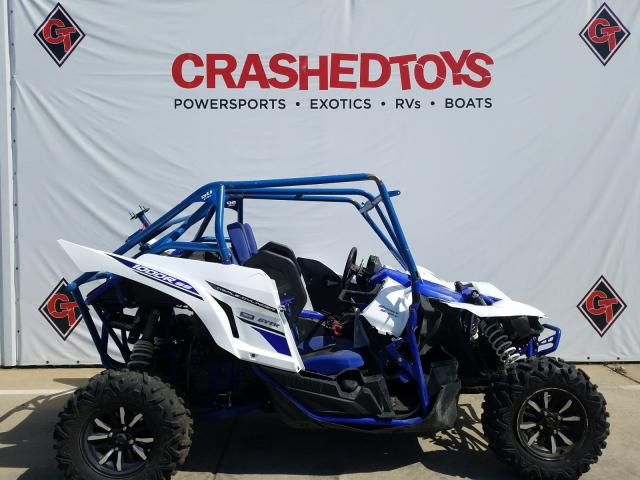 Yamaha salvage cars for sale: 2017 Yamaha YXZ1000 ET