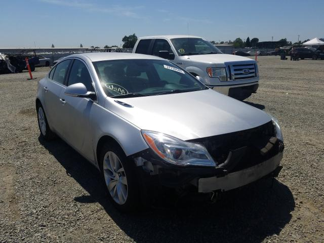 Buick Regal salvage cars for sale: 2015 Buick Regal