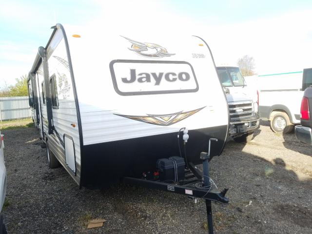 Jayco Jayflight salvage cars for sale: 2019 Jayco Jayflight