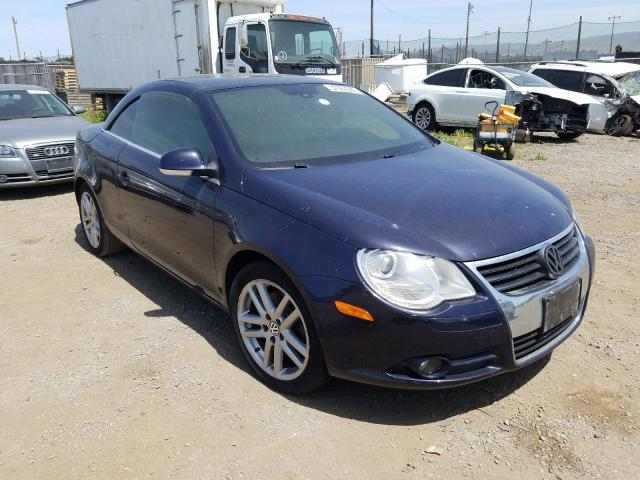 2008 Volkswagen EOS LUX for sale in San Martin, CA