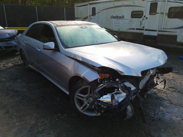 Mercedes-Benz E 350 4matic salvage cars for sale: 2010 Mercedes-Benz E 350 4matic