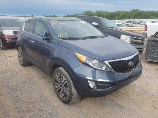 2016 KIA Sportage E for sale in Oklahoma City, OK
